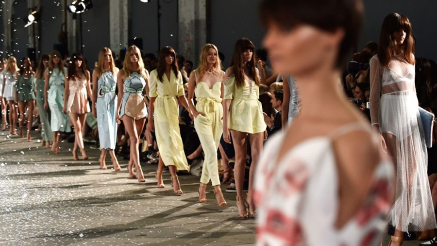 Fashion Week – A student's perspective